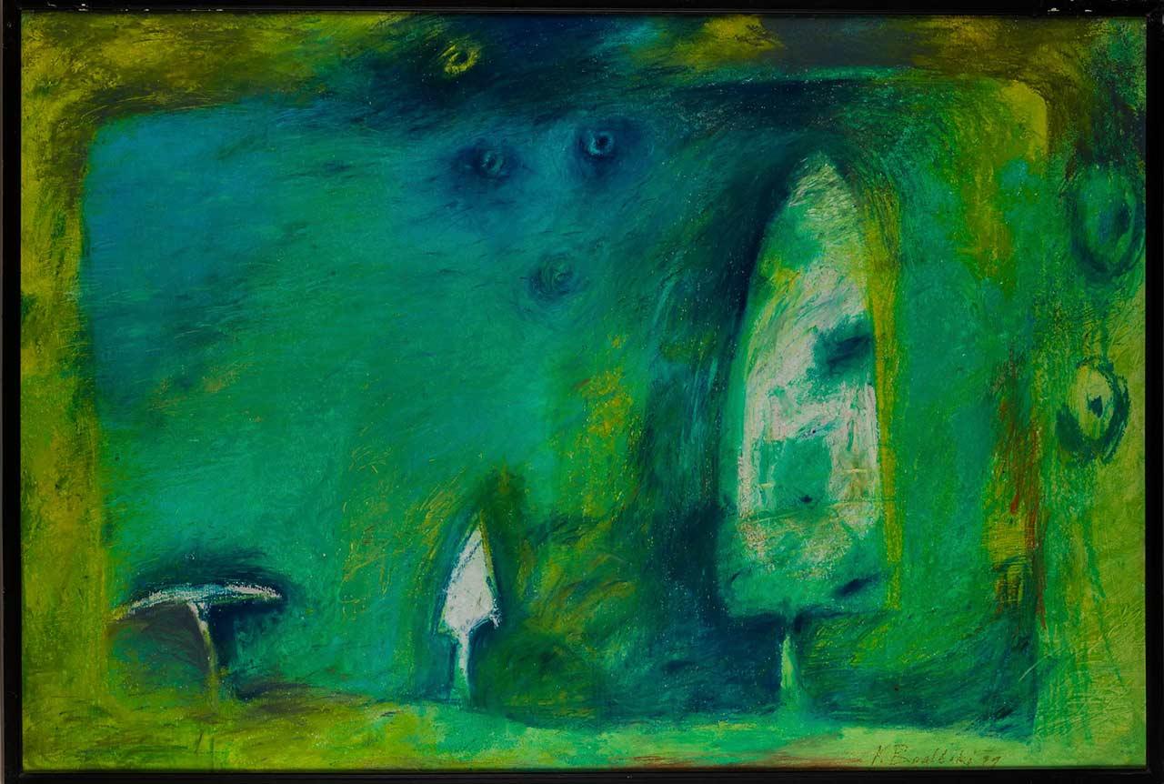 HouBY (zelená) 2009