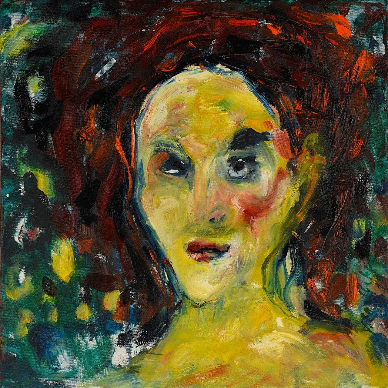Zrzavá (Autoportrét I) 2019
