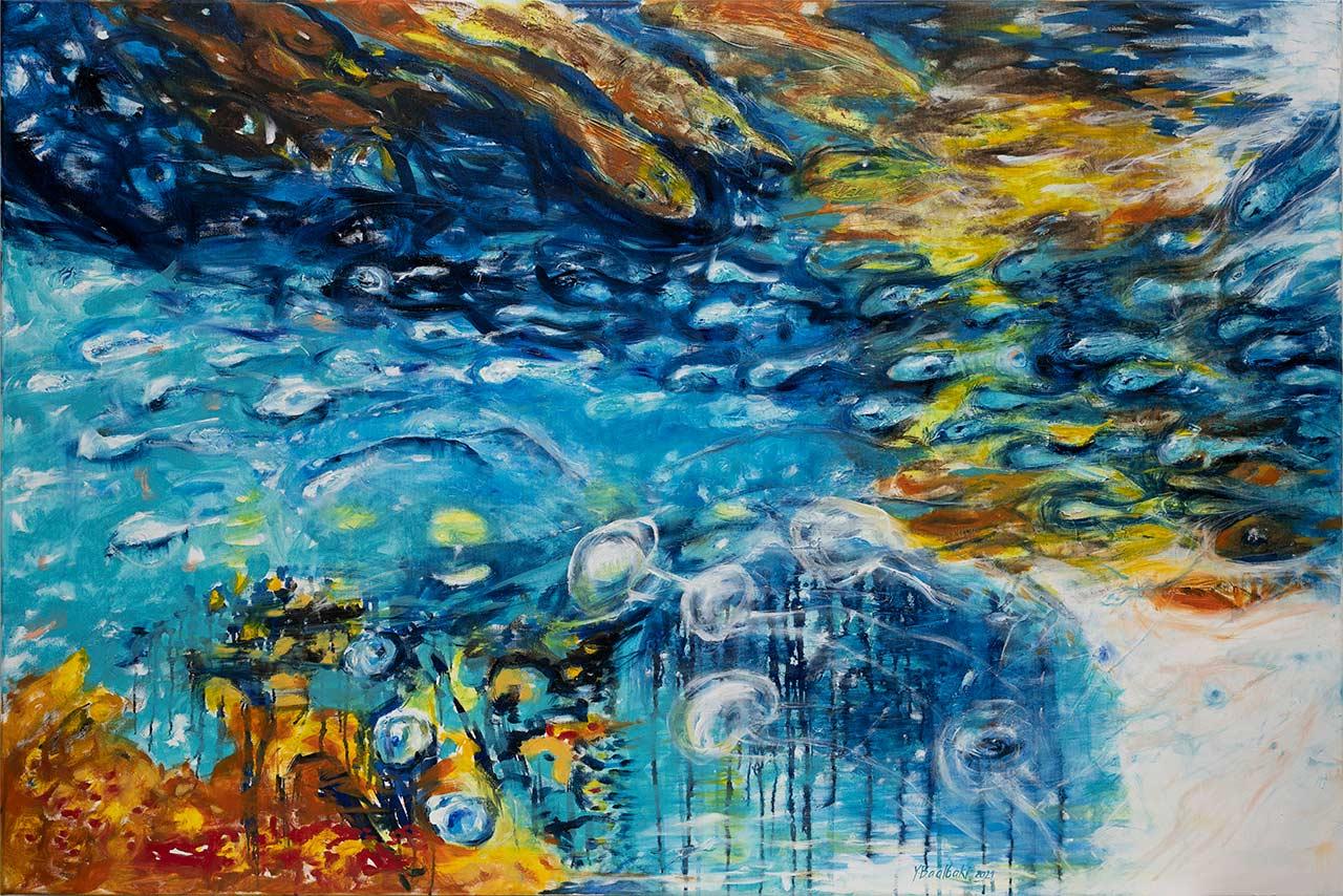 abYSSal depths of the ocean