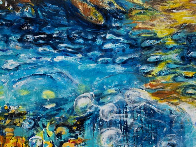 abYSSal depths of the ocean - výřez